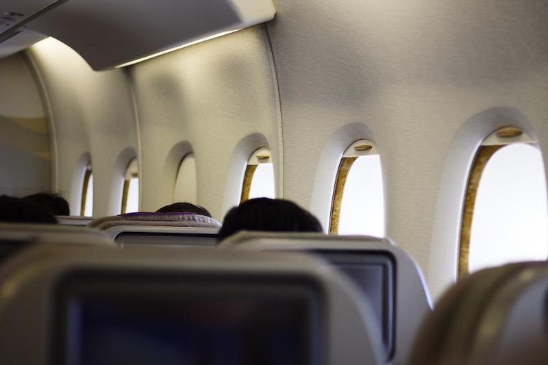 ポケットWi-Fiは飛行機に持ち込めるのか?
