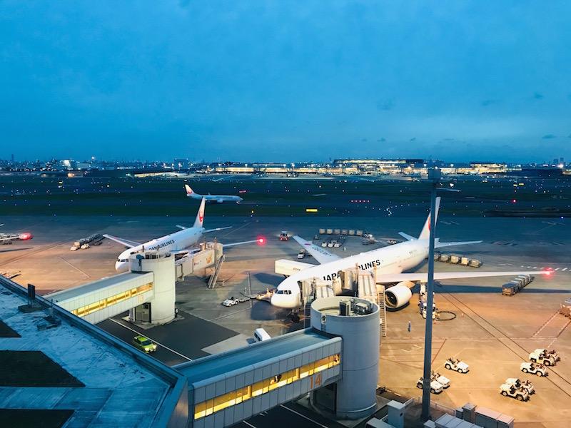 羽田空港・国内線第1ターミナル