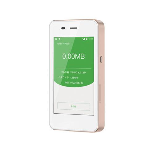 Pocket WiFi 701UC(Y!mobile)