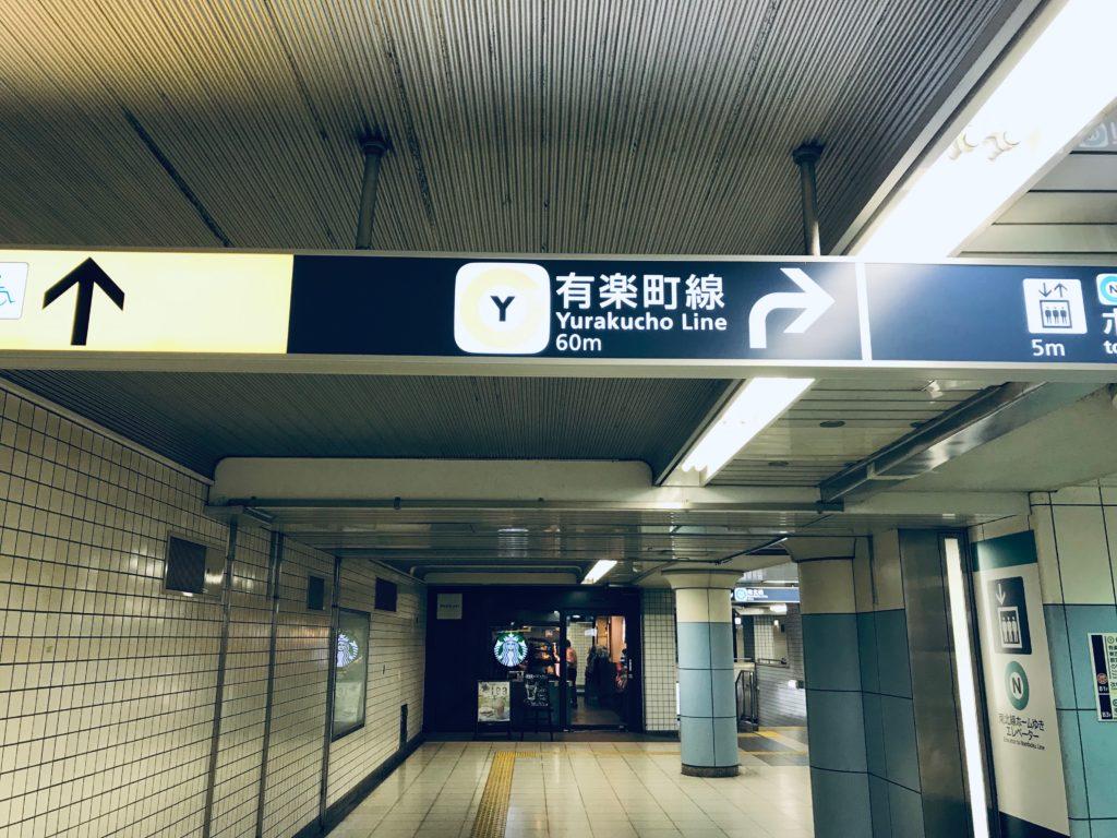 東京メトロ 有楽町線案内