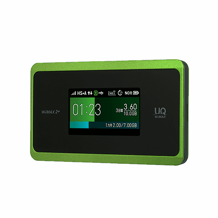 Speed Wi-Fi NEXT WX06(WiMAX)
