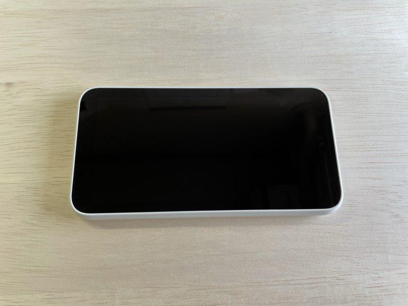 【SCR01】Galaxy 5G Mobile Wi-Fi 表面