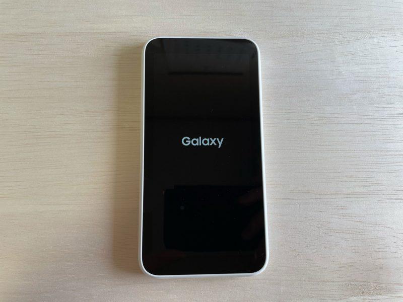 【SCR01】Galaxy 5G Mobile Wi-Fi