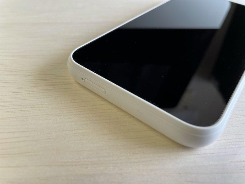 【SCR01】Galaxy 5G Mobile Wi-Fi SIMスロット